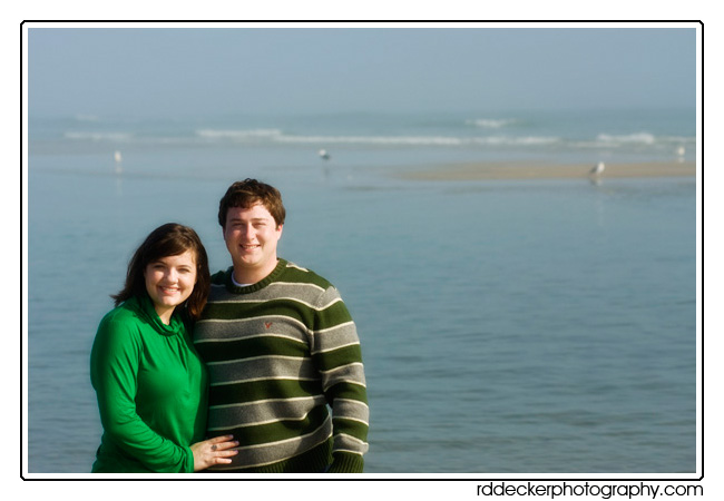 Amy & Michael are planning a beach wedding at Pine Knoll Shores, NC in May.