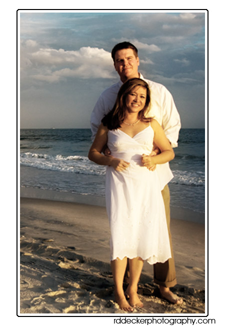 Family portraits on the beaches of Jacksonville, Atlantic Beach, Emerald Isle and other Crystal Coast Locations.